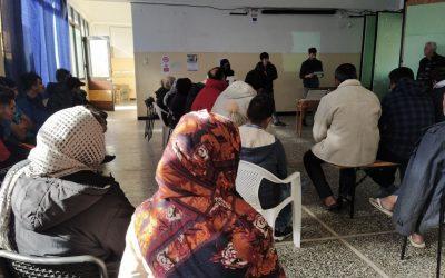 Πρώτη κοινή δράση οδηγών και στελεχών του ΟΑΣΑ με πρόσφυγες και αιτούντες άσυλο